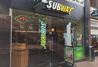 Subway Nijmegen