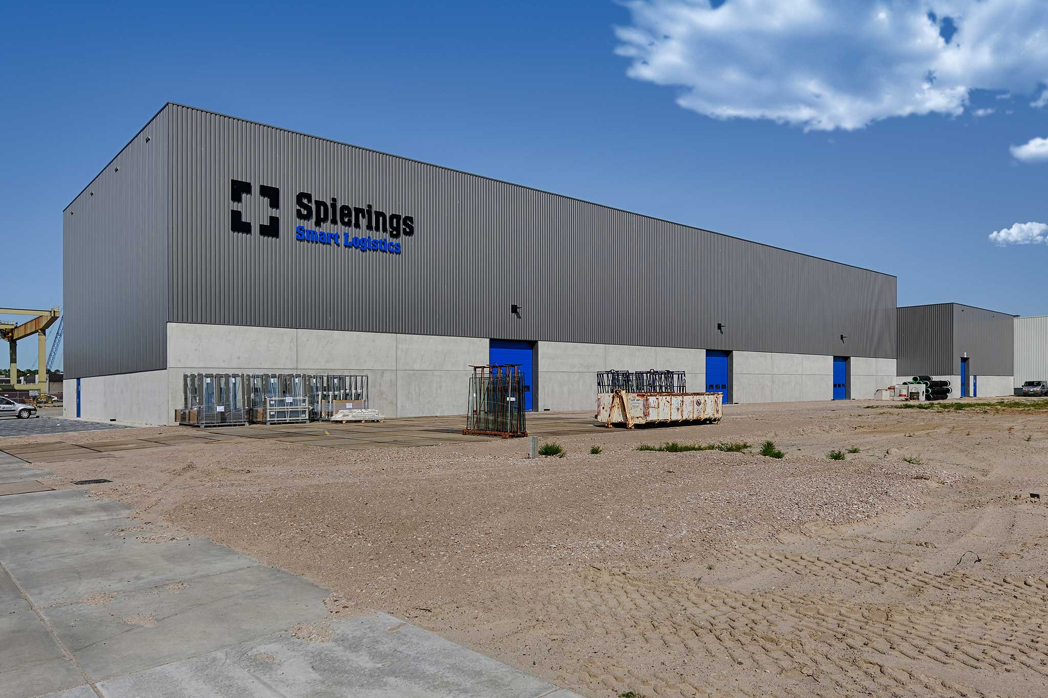 Spierings Smart Logistics
